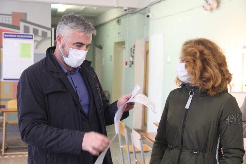 В Тверской области продолжается трехдневное голосование