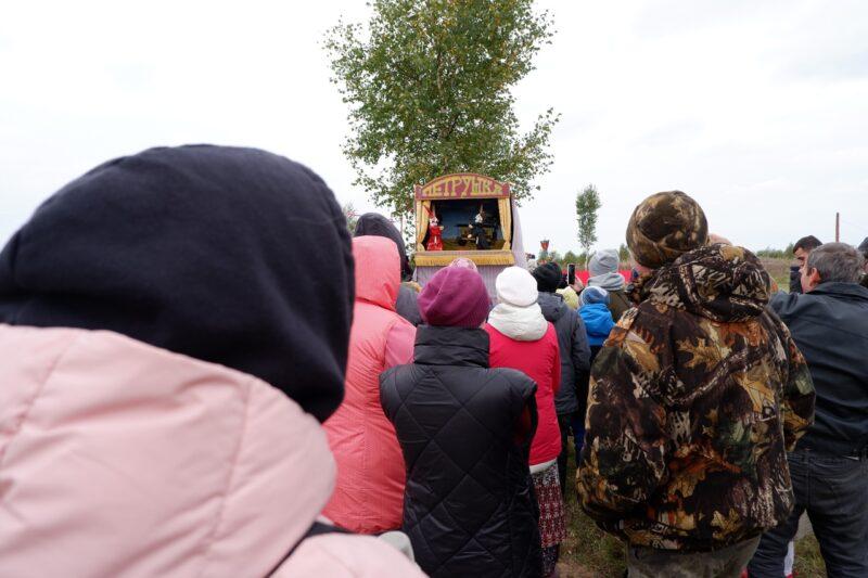 Под Тверью прошел фестиваль «Новолетие»