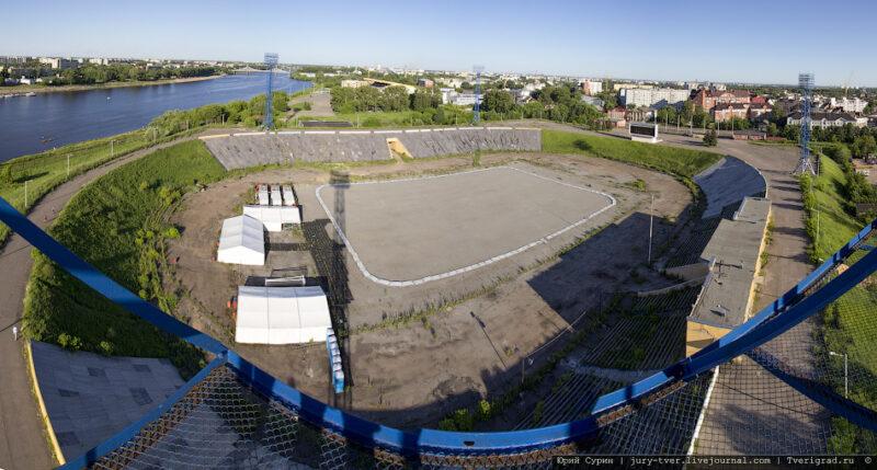 В Твери будет реконструирован Центральный стадион