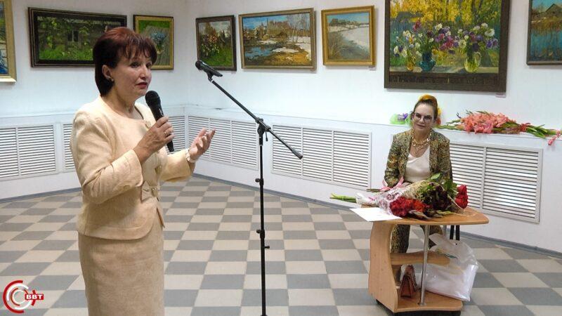 В Вышнем Волочке открылась выставка пейзажа