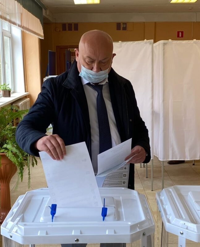 Глава Осташковского городского округа сделал свой выбор