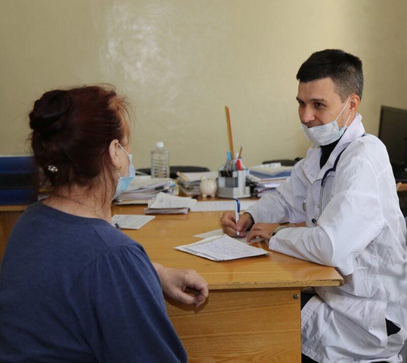 Жители Торопецкого района проходят углубленную диспансеризацию