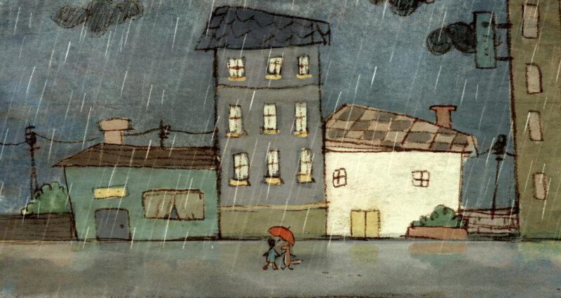 Мрачное воскресенье в Тверской области заплачет небольшим дождём