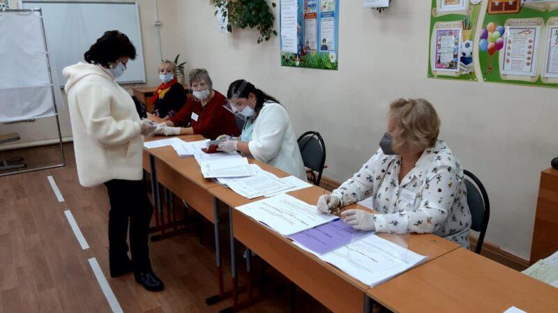 В Тверской области начался второй день голосования