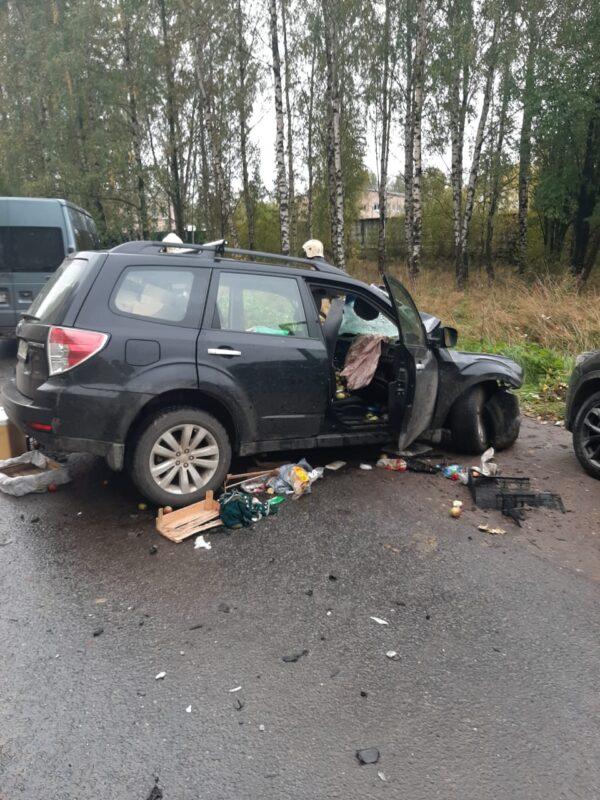 В Тверской области произошло смертельное ДТП