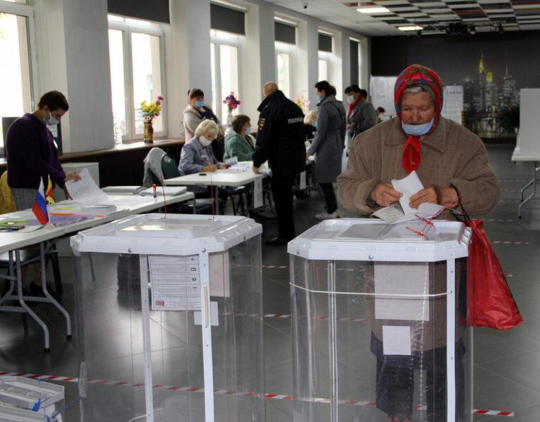 Жители Тверской области отметили удобство и безопасность на участках для голосования
