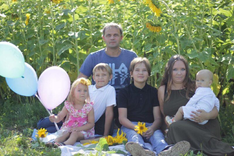 В Тверской области проходит конкурс семейных фотографий «Отцы и дети»