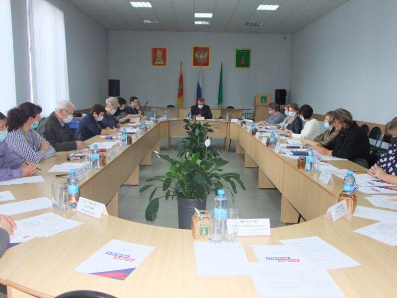 Стратегию развития Тверской области обсудили в Торопецком районе