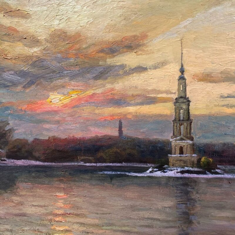 В Твери состоится встреча с известным живописцем