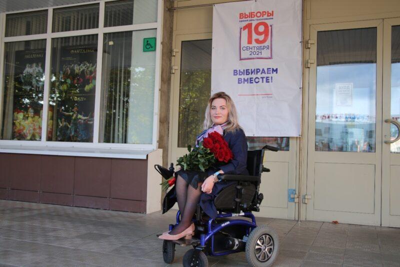 Светлана Козлова: Считаю важным, чтобы каждый гражданин выразил свою позицию