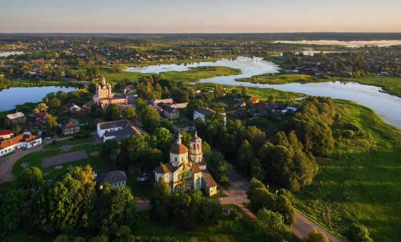 Жители Торопца в Тверской области уже начали готовиться к 950-летию города