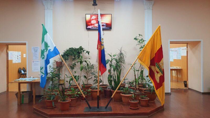 Жители Конаково активно приходят на избирательные участки
