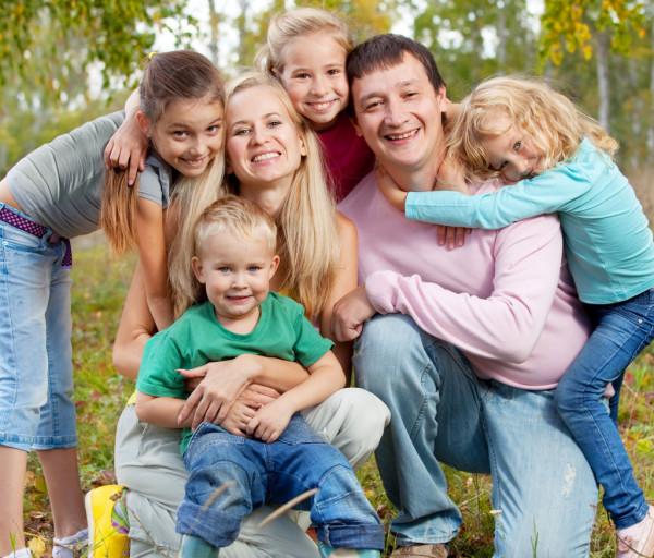 В Тверской области 26 многодетных семей получат материальную поддержку
