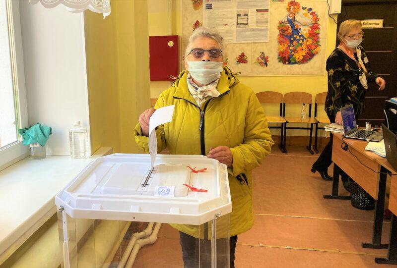 Галина Никулина: От этого выбора напрямую зависит будущее наших детей и внуков