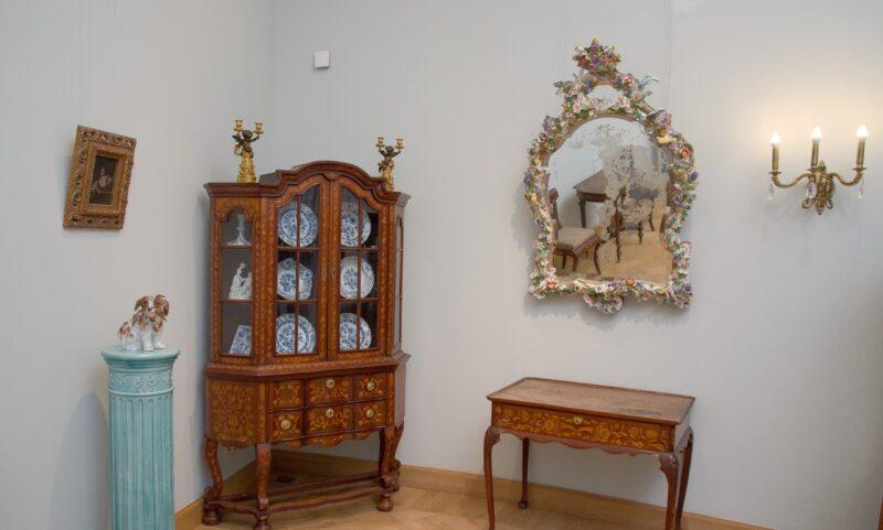 В Тверскую картинную галерею вернулся уникальный экспонат