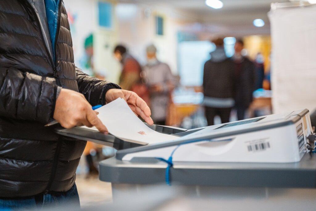 Игорь Руденя прокомментировал легитимность выборов-2021