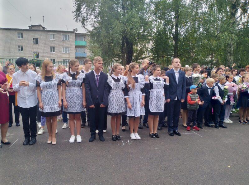 Полувековой юбилей отметила школа села Завидово Конаковского района