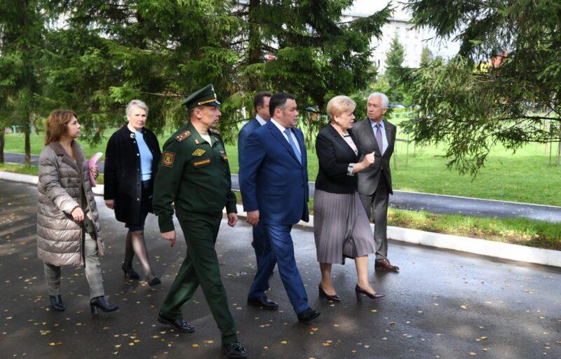 В ЗАТО Озерный приведут в порядок памятник Главному маршалу артиллерии Митрофану Ивановичу Неделину