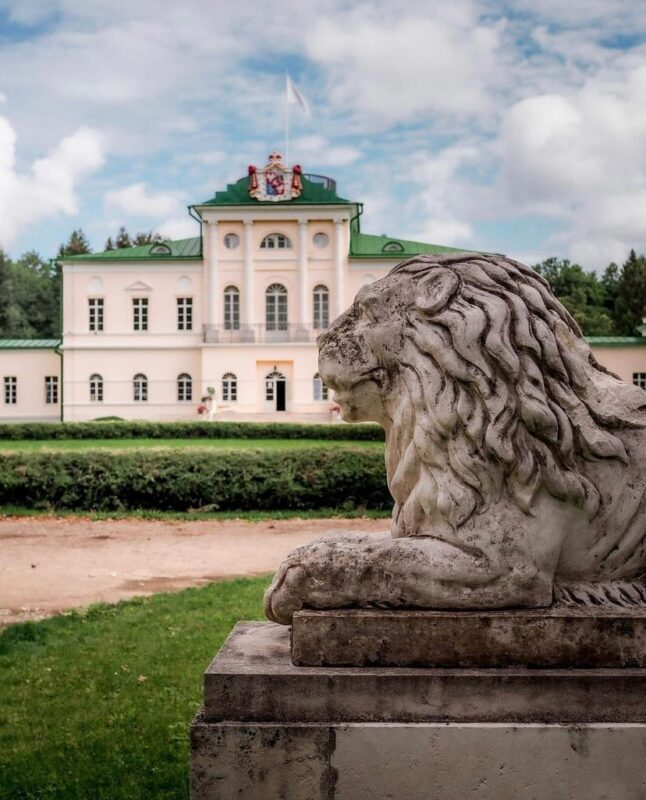 Наследие Куракиных: как сегодня выглядит старинная усадьба в Тверской области