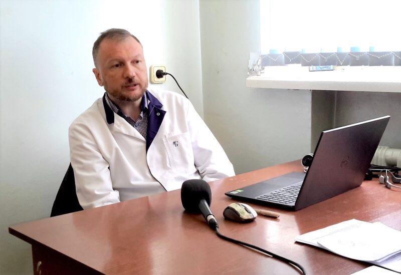 Специалисты центра имени Бакулева приехали в Тверскую область для приёма пациентов
