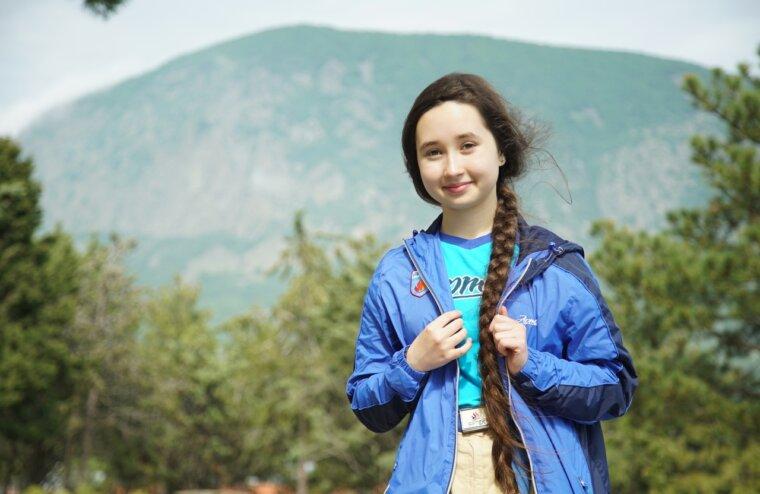 Акулина Павлова из Тверской области поборется за звание лучшего чтеца