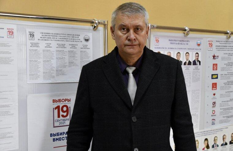 Олег Лебедев: Каждый горожанин должен проголосовать. Это наша общая забота о развитии родной Твери, нашего Верхневолжья, всей России