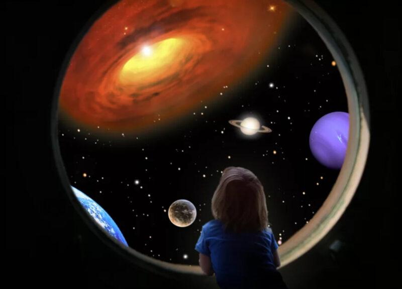 Тверские школьники смогут отправить послание в космос весной следующего года