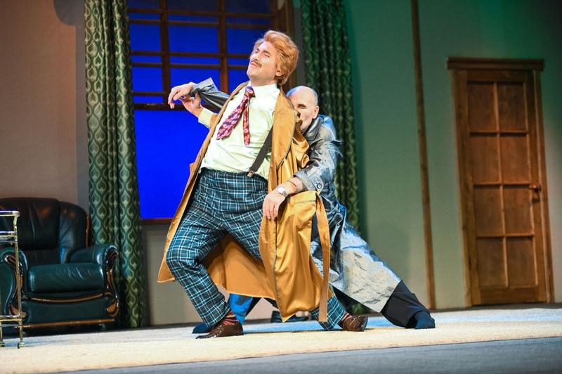 В Тверском театре драмы покажут комедию о беспорядке