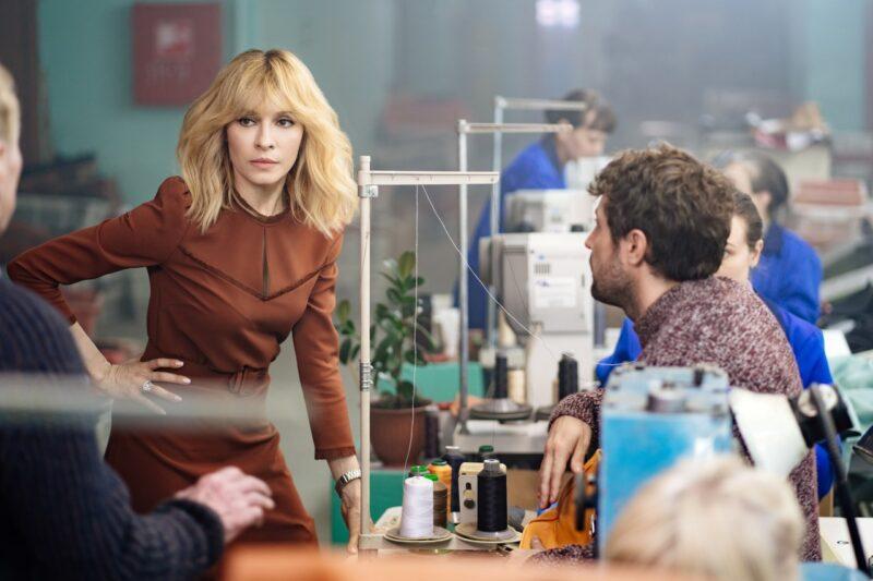 11 октября состоится премьера сериала, который снимали в Тверской области