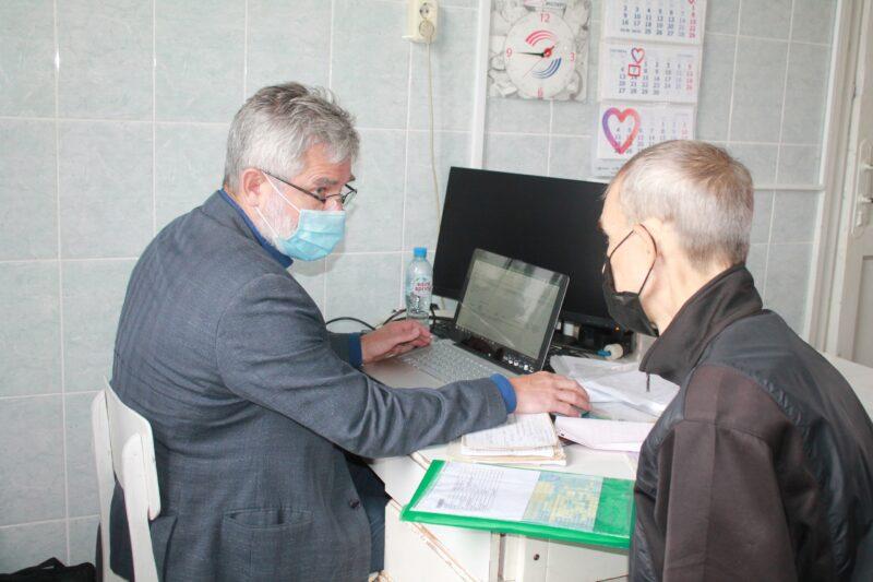 Жители Вышневолоцкого городского округа попали на сердечный прием