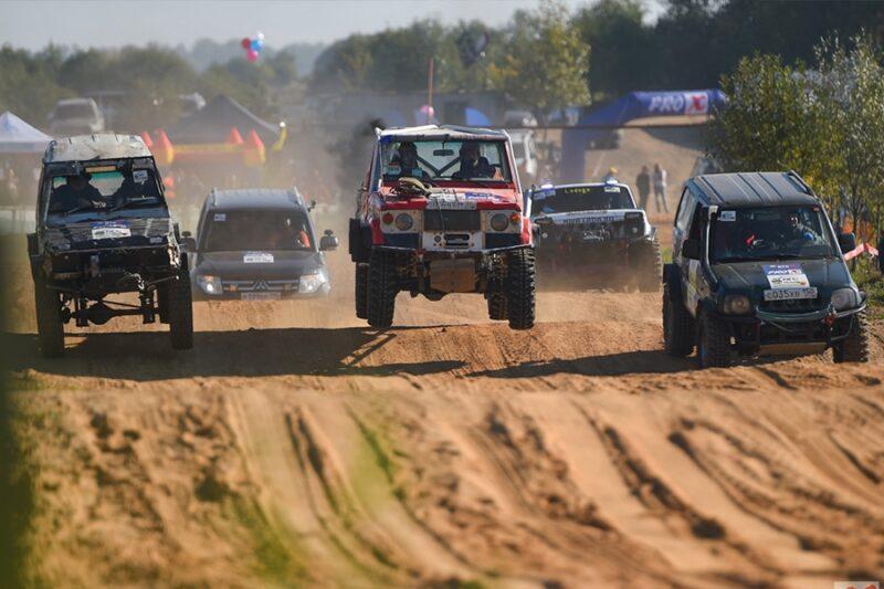 В Тверской области пройдёт этап серии RFC Russia TVER 2021