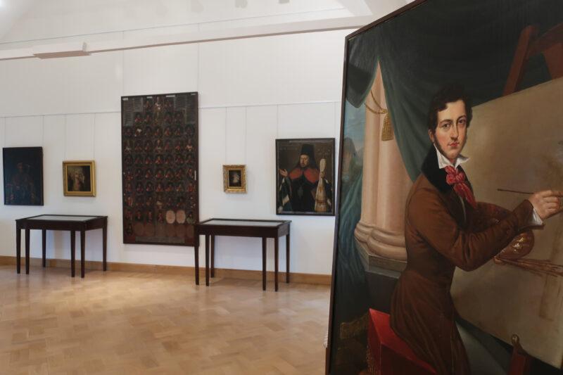 Осталось 6 дней, чтобы посетить юбилейную выставку в Тверском императорском дворце