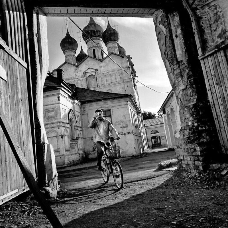 В Тверской Горьковке пройдёт встреча с известным фотографом