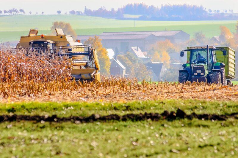 В Верхневолжьепродолжается уборка урожаяизаготовка кормов для животноводства