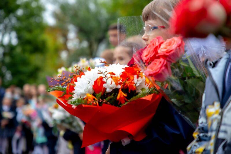 Игорь Руденя дал тверским школьникам напутствие на новый учебный год