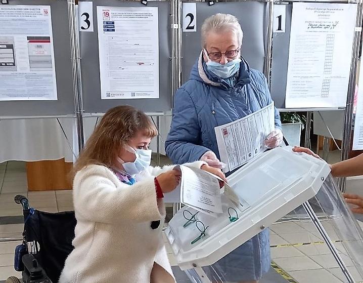 Мария Грезнева: На выборы хожу постоянно