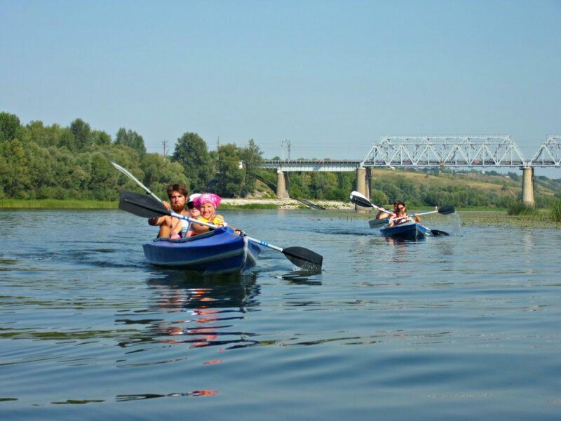 В Тверской области пройдут соревнования по водному туризму