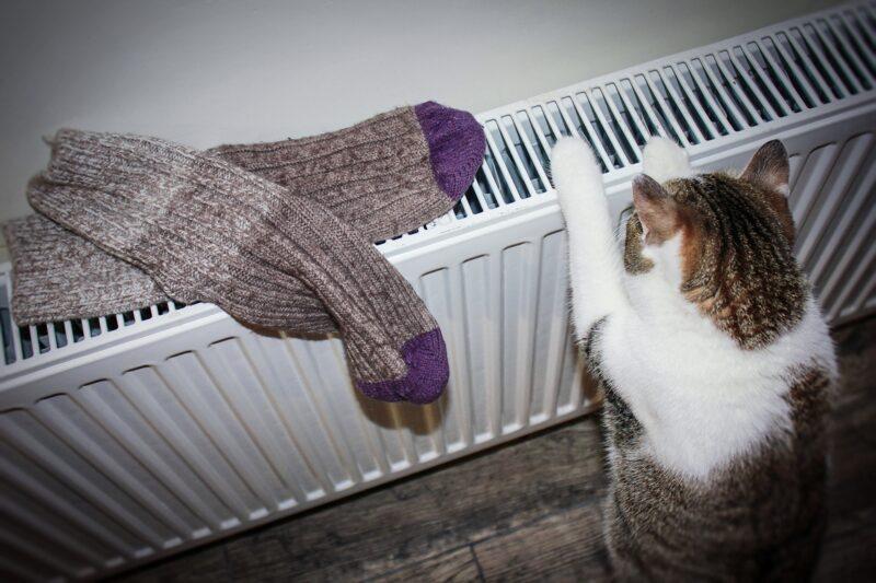 В Вышневолоцком округе в домах стало теплее раньше обычного