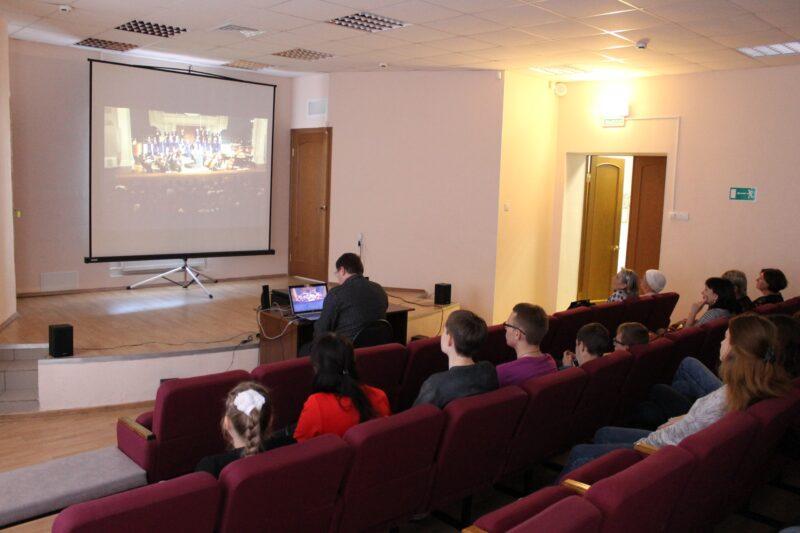 Два новых виртуальных концертных зала открыли в Тверской области в 2021 году