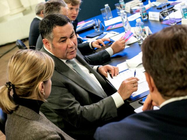 Игорь Руденя отмечен в рейтинге «Губернаторская повестка» в связи с инициативой на заседании Госсовета по транспортной стратегии РФ