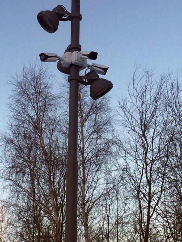 В городах в 2021 году количество камер видеонаблюдения, установленных «Ростелекомом», превысило 350 тысяч