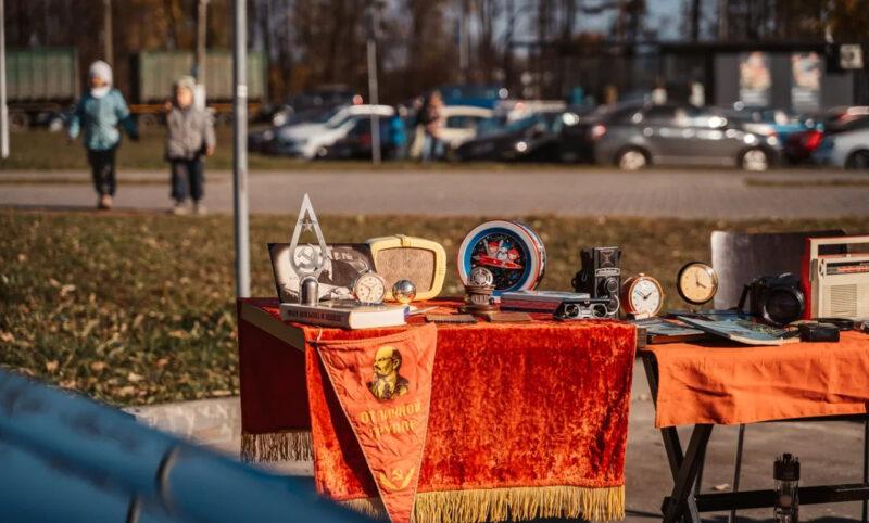 Фоторепортаж: закрытие сезона Тверского Ретро клуба