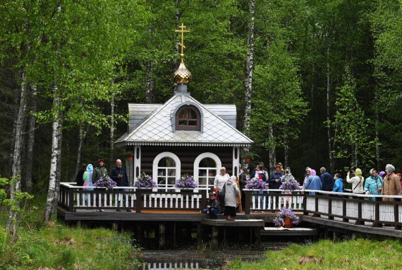 В деревне Волговерховье Тверской области появился 4G