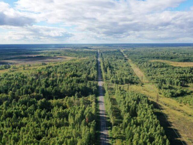 В Верхневолжье отремонтировано 27 км автодороги, соединяющей Тверскую и Московскую области
