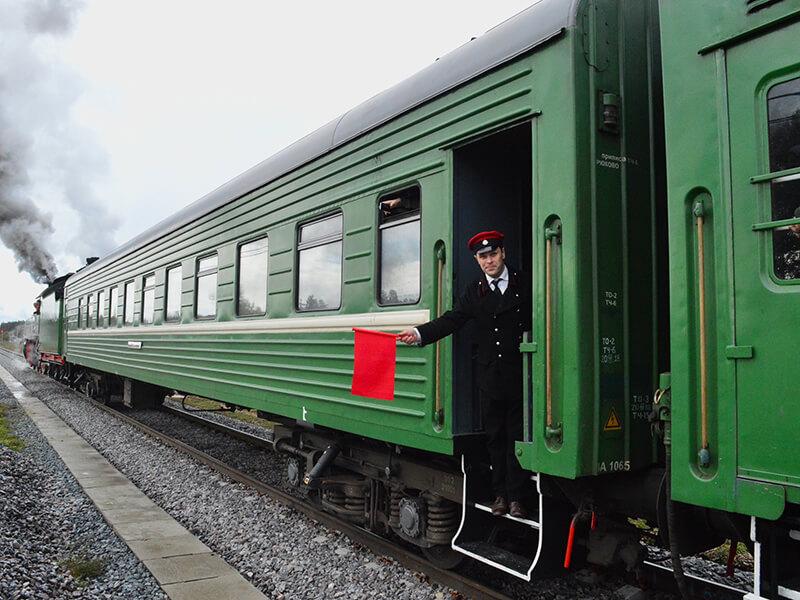 Ретропоезд «Селигер» продолжит курсировать два раза в неделю