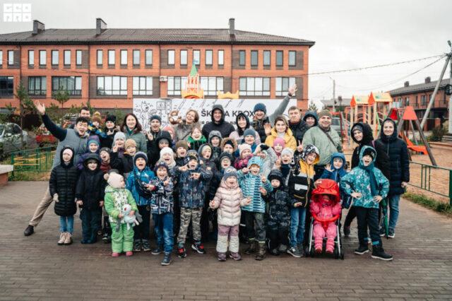 От компании Интер Кар прошел семейный праздник «ŠKODA Кроха»