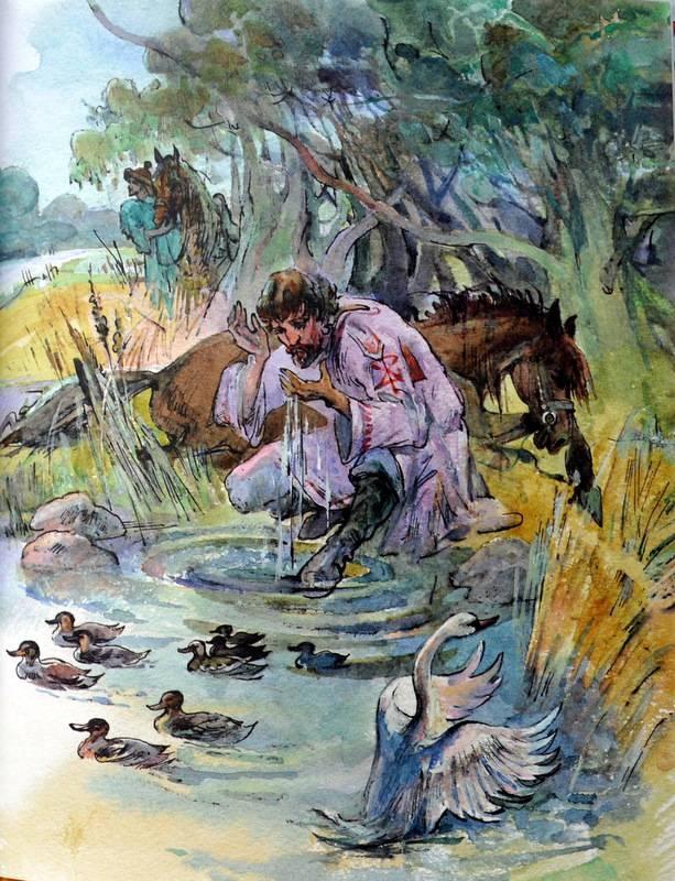 В Твери продолжается выставка художника сказок детства