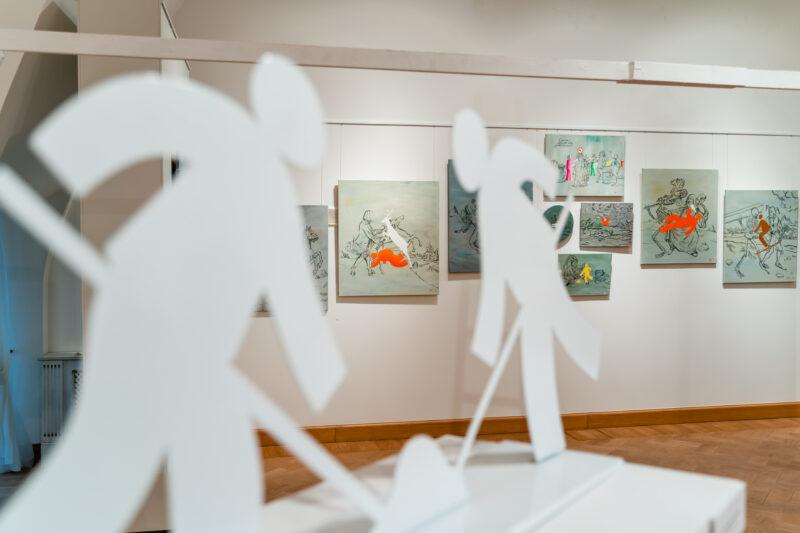 Слово за картинами: в Твери пройдет выставка нонконформиста Игоря Новикова