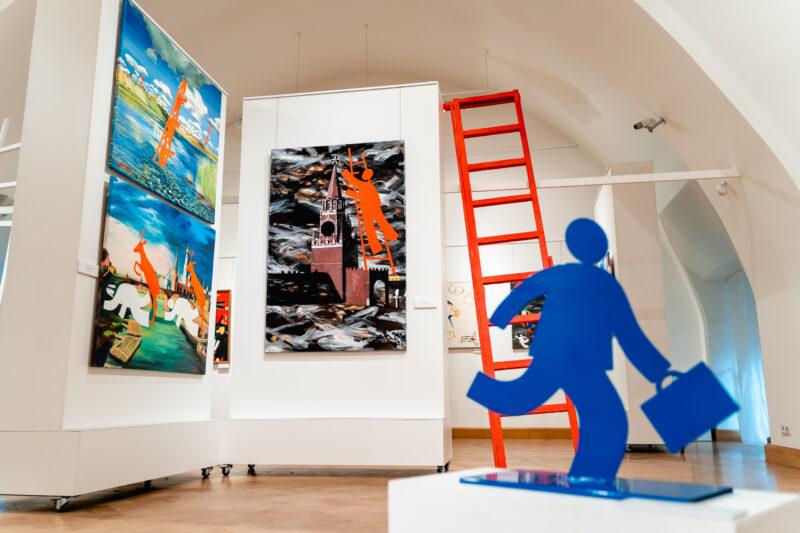 Выставка Игоря Новикова откроется в Твери