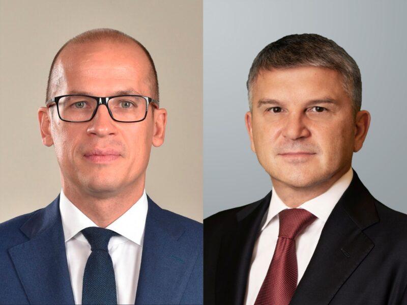 Александр Бречалов и Игорь Маковский провели рабочую встречу